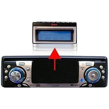 tokai lar301 rm autoradio rds cd lecteur mp3 amovible usb ecouteurs fa ade. Black Bedroom Furniture Sets. Home Design Ideas