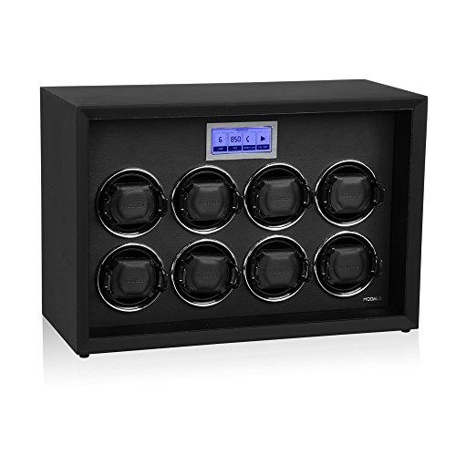 Modalo Safe Systems MV3 Uhrenbeweger für 8 Automatikuhren in schwarz 5508113 - 3