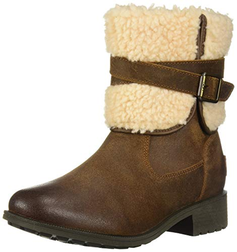 UGG Women's W Blayre Boot III Fashion, Chipmunk, 6.5 M US