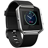 Fitbit Blaze Smart Fitness Watch, Large (Black)