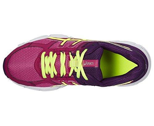 Asics Gel-essent 2 - rosa - violett - gelb