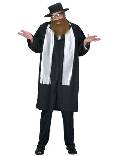 Disfraz de Rabino Judio Adulto Carnaval