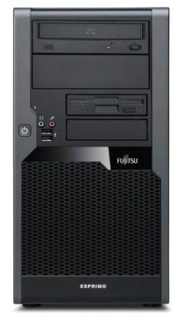 PC Fujitsu ESPRIMO p5730-p5731Tower E3200/DDR24GB/HDD 160GB/W7P/Grade A (Refurbished zertifiziert)