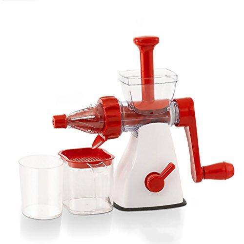 Elektro Entsafter Manuelle Entsafter Home Multifunktions Original Saft Original gepresste Fruchtsaft Maschine große Kapazität