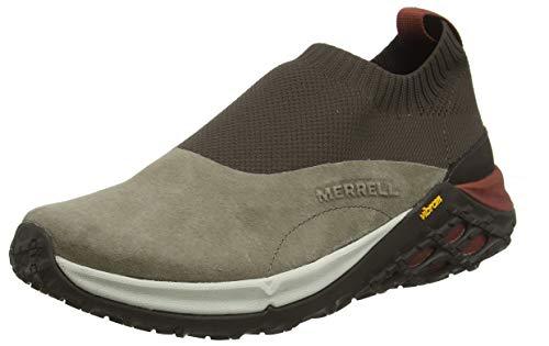 Merrell Herren Jungle Moc Xx Slip On Sneaker, Beige Boulder, 42 EU Merrell Boulder