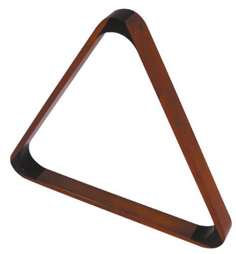 Dreieck Billard aus Holz für 57,2 mm Bälle Pool & Snooker