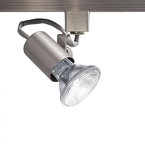 WAC Lighting JTK-178-BN J Series Line Voltage Track Head by WAC Lighting
