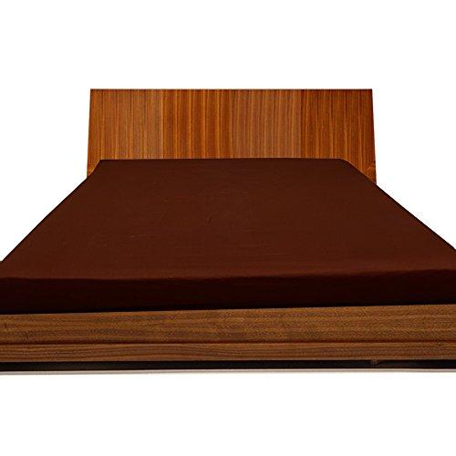 300tc-100-algodon-egipcio-elegante-acabado-1-pieza-sabana-bajera-solido-tamano-de-bolsillo-23-cm-alg