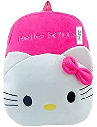 Kids School Bag Soft Plush Backpack Cartoon Toy Children's Gifts Boy/Girl/Baby/ Decor School Bag For Kids