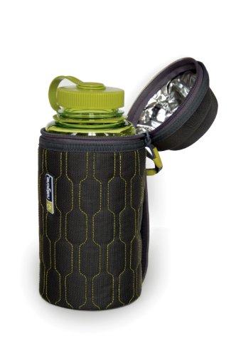 Nalgene Kunststoffflaschen Flaschentasche 'isoliert' Trinkflasche, Khaki, One size