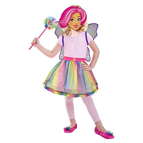 amscan- Coffret Panoplie Barbie, 9902381, S