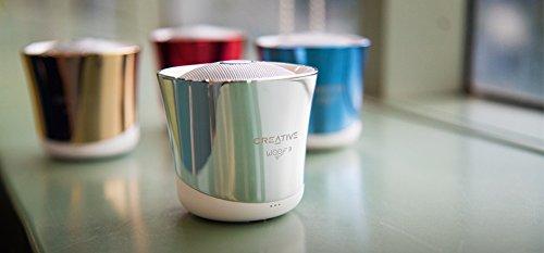 Creative Woof 3 mini-Lautsprecher mit Bluetooth und in tollen Farben - 3