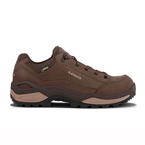 Lowa Renegade GTX LO Graphit Rot Expresso