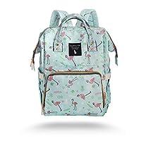 ZHAOSHOP backpack diaper bag nursing care backpack Fashion Mummy Maternity Nappy Bag Large Capacity Bag Travel Backpack for mom