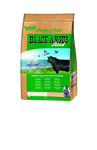 Markus Mühle Black Angus Junior, 1er Pack (1 x 15 kg)