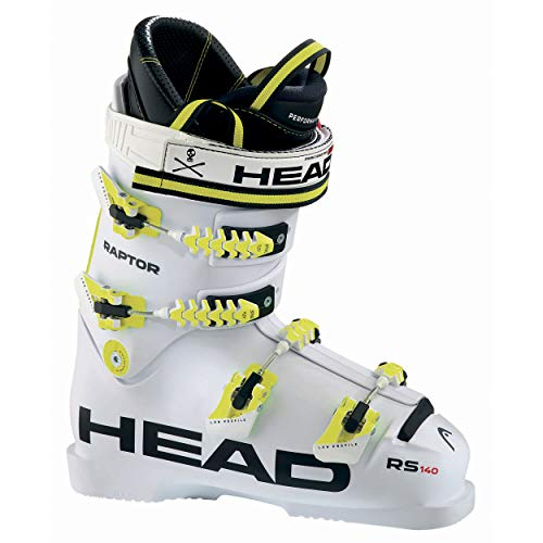 Head RAPTOR 140 RS WHITE - - 27,5 -