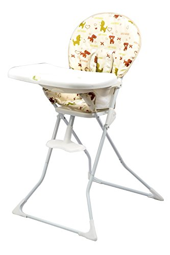 R for Rabbit Little Muffin - The Portable High Chair (Beige)  available at amazon for Rs.3294