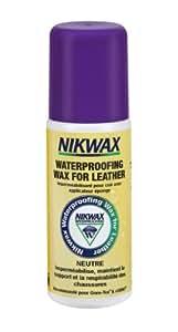Nikwax Waterproofing Wax for Leather Liquid Cirage liquide imperméabilisant pour chaussures en cuir lisse