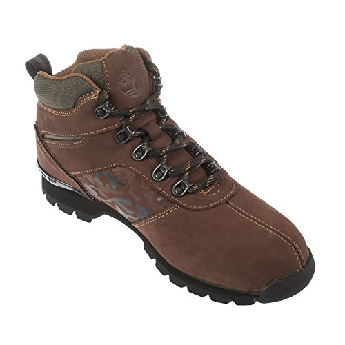 Timberlanda15ug - Stivali Combat uomo Brown