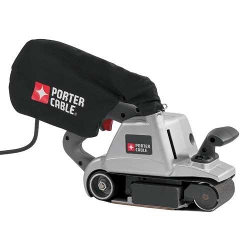 Porter Cable 3603X 24Gürtel Sander mit Staub Tonabnehmer von Porter-Cable
