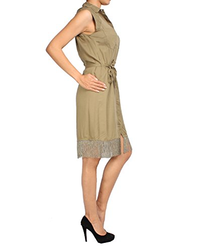 DIESEL - Robe pour Femme CIRA Vert