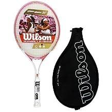 Wilson Venus & Serena - Raqueta de tenis (63,5 cm)