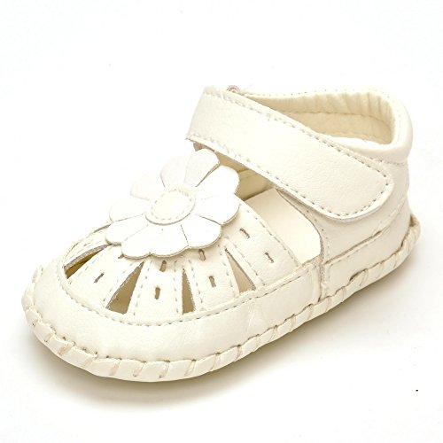 Baby M盲dchen Schuhe Baby Baby M盲dchen sandalen Wei Sommer 5qpnRSH