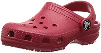 Crocs Classic Clog K Ppr, Zuecos Unisex Niños