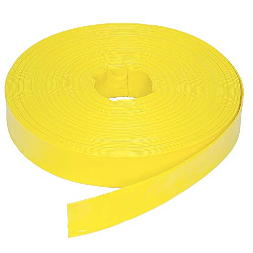 "HydroSure Yellow Layflat Hose Heavy Duty - 50mm (2"") - x 25 Metres"