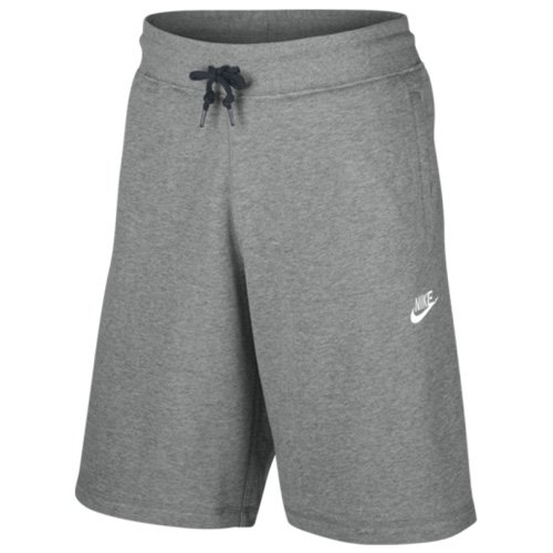 Nike Herren Shorts Aw77 Nsw French Terry Classic, Grau, L, 545358-063 (Shorts Terry Gerippte)