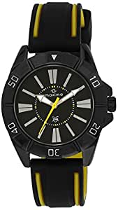 Maxima Uber Collection Analog Black Dial Men's Watch - 35655PAGB