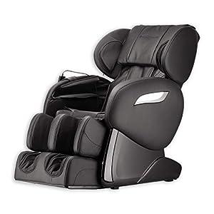 Home Deluxe Massagesessel Sueno Schwarz V2 Inkl Komplettem Zubehr