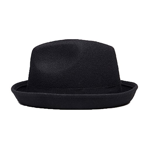 uomini-ragazzi-moda-retro-autunno-inverno-cappello-di-jazz-fedora-trilby-cappelli-nero