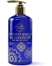 Body Cupid Biotin and Argan Oil Conditioner for Hair fall a