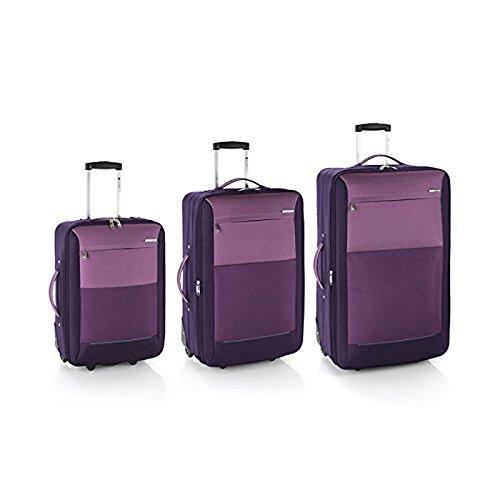 Gabol reims juego de 3 maletas: cabina, mediana y grande