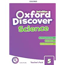 Oxford Discover Science: Level 5: Teacher Guide with Online Practice & Cpt Pack