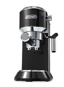 De'Longhi EC 680.BK Dedica Macchina Caffè Espresso con Pompa, Thermoblock, Nero
