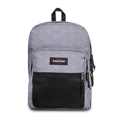 Eastpak PINNACLE Zaino Casual, 42 cm, 38 liters, Viola (Minigami Birds)