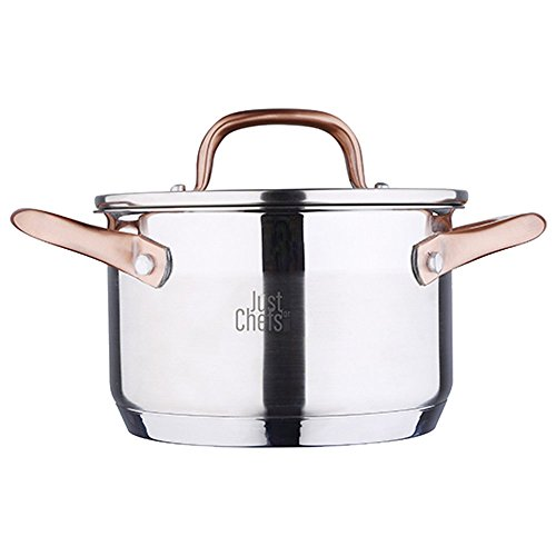 Just For Chefs Q2901 Olla 16x10cm 1.8l Acero Inoxidable