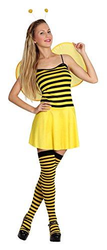 Imagen de atosa–7107–disfraz de abeja–adulto–tamaño 2