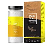 #6: Pluck One Premium Pure Stevia Extract (1000 Servings / 15 Gms) - No Fillers ,100% Natural Sugar Substitute