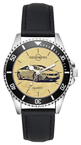 KIESENBERG Uhr - Geschenke für BMW i8 Fan L-4632