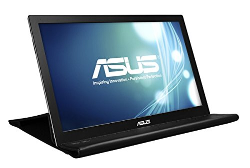 ASUS MB168B 156 inch easily transportable USB Monitor 1366 x 768 TN Products