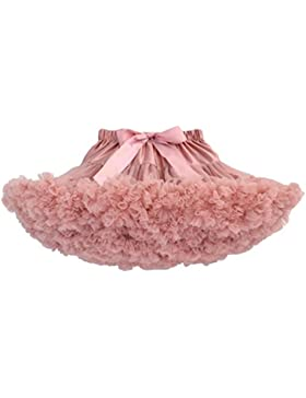 Yiiquan Gonna di tulle - bello per le ragazze tutu gonna sottoveste tutu di balletto