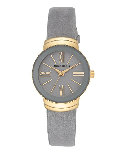 anne-klein-womens-natalie-quartz-watch-with-grey-dial-analogue-display-and-grey-leather-strap-ak-n26