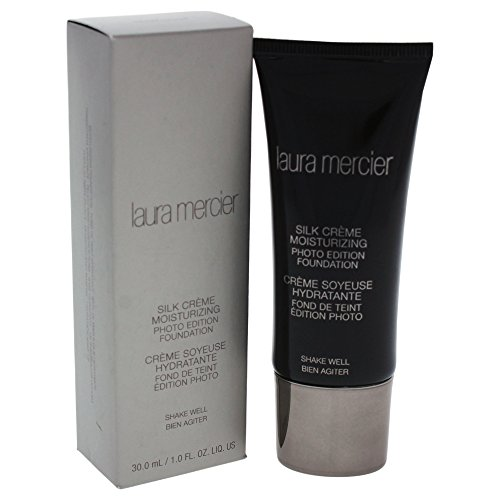 Laura Mercier CLM09209 Silk Crème Moisturizing Photo Edition Foundation, 1er Pack (1 x 30 ml) -