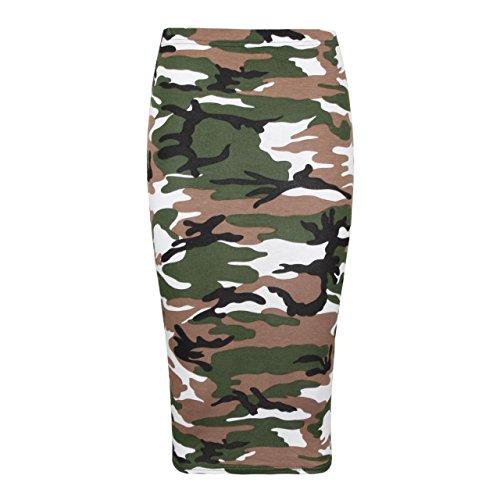 Other Damen Rock Camouflage