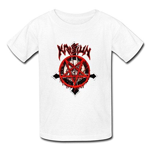 Goldfish Youth Online 100% Cotton Krisiun T-ShirtXLarge