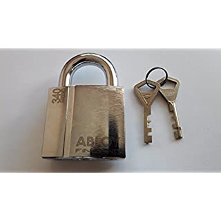 Abloy PL340 / 25 C/High Security Steel Padlock/with 2 Keys