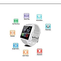 Maya Bluetooth U8 Watch SmartWatch for iPhone, Sony, Samsung & All Android